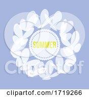 08/01/2020 - Elegant Butterflies Around Summer Text