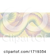 Abstract 3d Style Banner Design