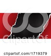 Torn Paper Banner Design