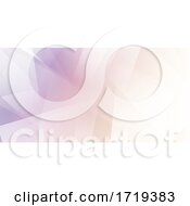 Poster, Art Print Of Pastel Low Poly Design Banner 2507