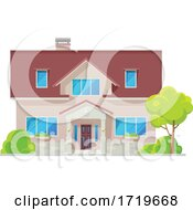 Home Facade by Vector Tradition SM #COLLC1719668-0169