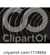 Abstract Background In Black And Gold