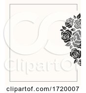 Poster, Art Print Of Wedding Or Funeral Invite