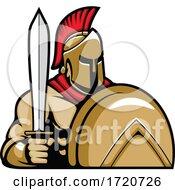 Poster, Art Print Of Spartan