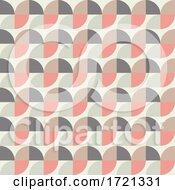 Seamless Tile Retro Pattern Design