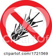 No Gluten Sign