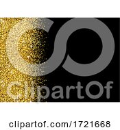 09/10/2020 - Gold Glitter Background