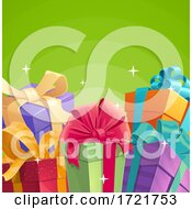 Gift Background by Vector Tradition SM
