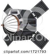 Satellite Space Exploration Design