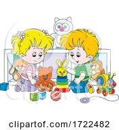 09/18/2020 - Children Playing WIth Toys