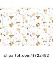 09/19/2020 - Seamless Dog Background
