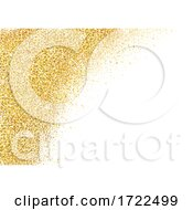 Gold Sparkly Background