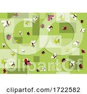09/20/2020 - Seamless Bug Pattern