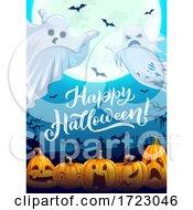 Happy Halloween Design by Vector Tradition SM