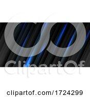 Dark Abstract Banner Design