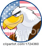 Bald Eagle by Hit Toon