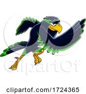 Sprinting Hawk