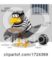 Poster, Art Print Of Jail Bird