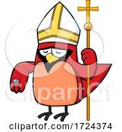 Poster, Art Print Of Red Cardinal Bird