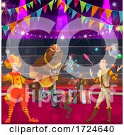 Poster, Art Print Of Circus