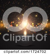 Diwali Festival Of Lights Background Design