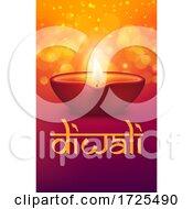 Diwali Design by Vector Tradition SM
