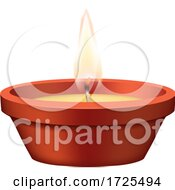 Diwali Lamp by Vector Tradition SM