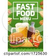 10/18/2020 - Fast Food Menu Design