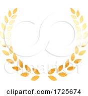 10/19/2020 - Gold Wreath