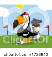 Golfing Toucan