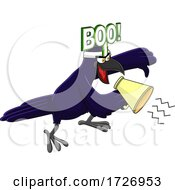 Booing Crow by Hit Toon #COLLC1726953-0037