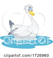 Swan by Hit Toon #COLLC1726960-0037