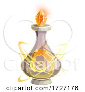 Potion Bottle by Vector Tradition SM