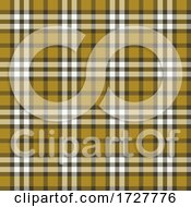 Plaid Style Pattern Background