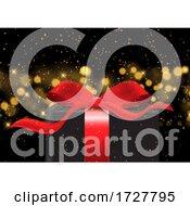 Luxury Christmas Gift Background
