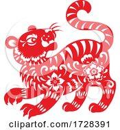 Chinese Horoscope Zodiac Tiger