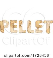 11/07/2020 - Heating Pellets Forming The Word