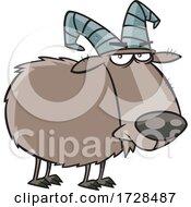 Cartoon Big Gruff