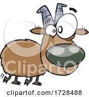 Cartoon Little Gruff