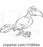 Grinning Crow