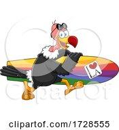Surfer Vulture