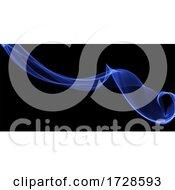 Flowing Waves Banner Design