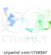 Low Poly Abstract Design Background