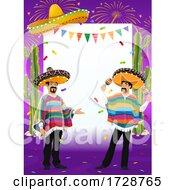 Mexican Party Border