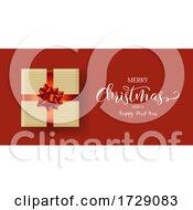Christmas Gift Banner Design