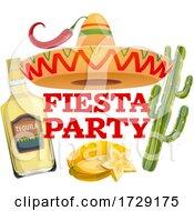 Fiesta Party Mexican Design