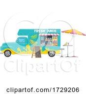 Juice Food Vendor Truck