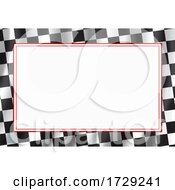 Checkered Flag Border