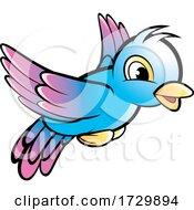 Cute Flying Bird