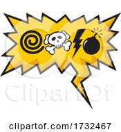 Comic Sound Effects Design by Any Vector #COLLC1732467-0165